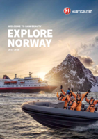 Hurtigruten Norwegian Coastal Voyages 2017 18