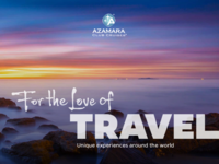 Azamara Club Cruises For The Love Of Travel