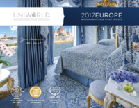 Uniworld Boutique River Cruises 2017 Europe & Russia