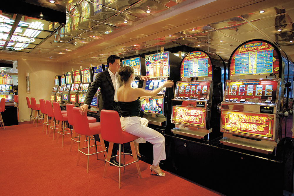 Celestyal Cruises Celestyal Cristal Interior Casino 02.jpg