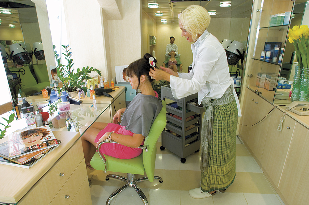 Celestyal Cruises Celestyal Cristal Interior Beauty Salon.jpg