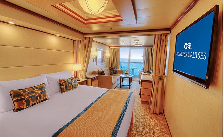 Premium Mini-Suite with Balcony