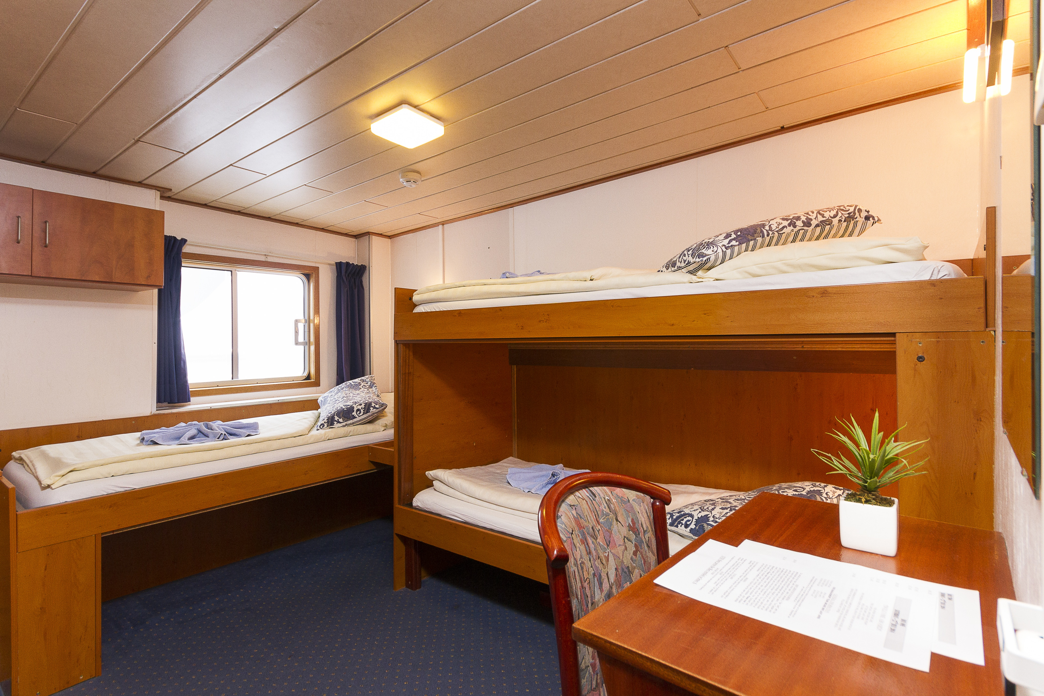 The River Cruise Line MPS Lady Anne Accommodation Main Deck Standard 3 Berth.jpg