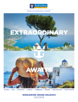 Royal Caribbean Extraordinary Awaits 2017 18