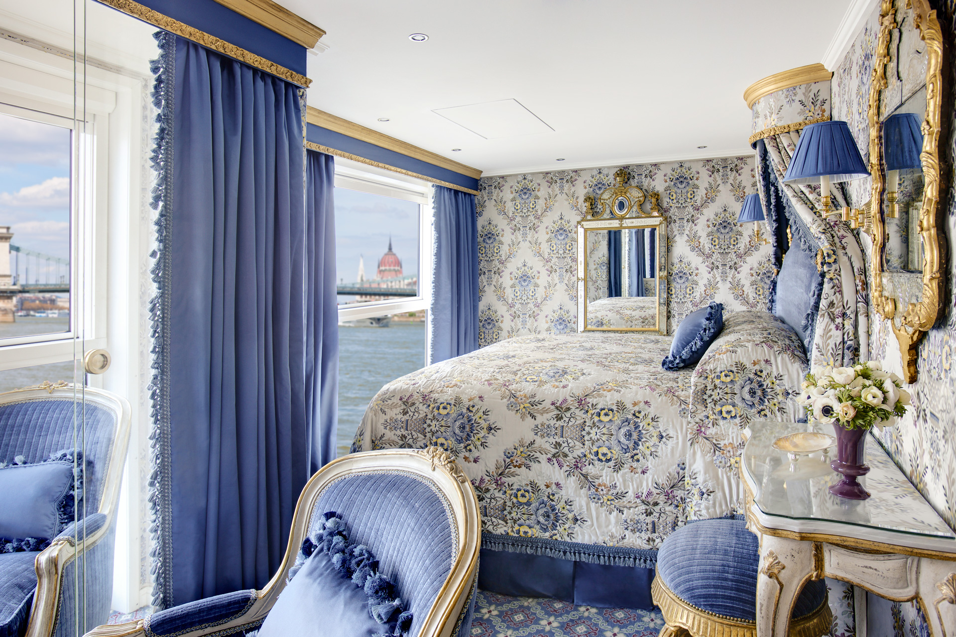 UNIWORLD Boutique River Cruises SS Maria Theresa Accommodation Suite 402 1.jpg