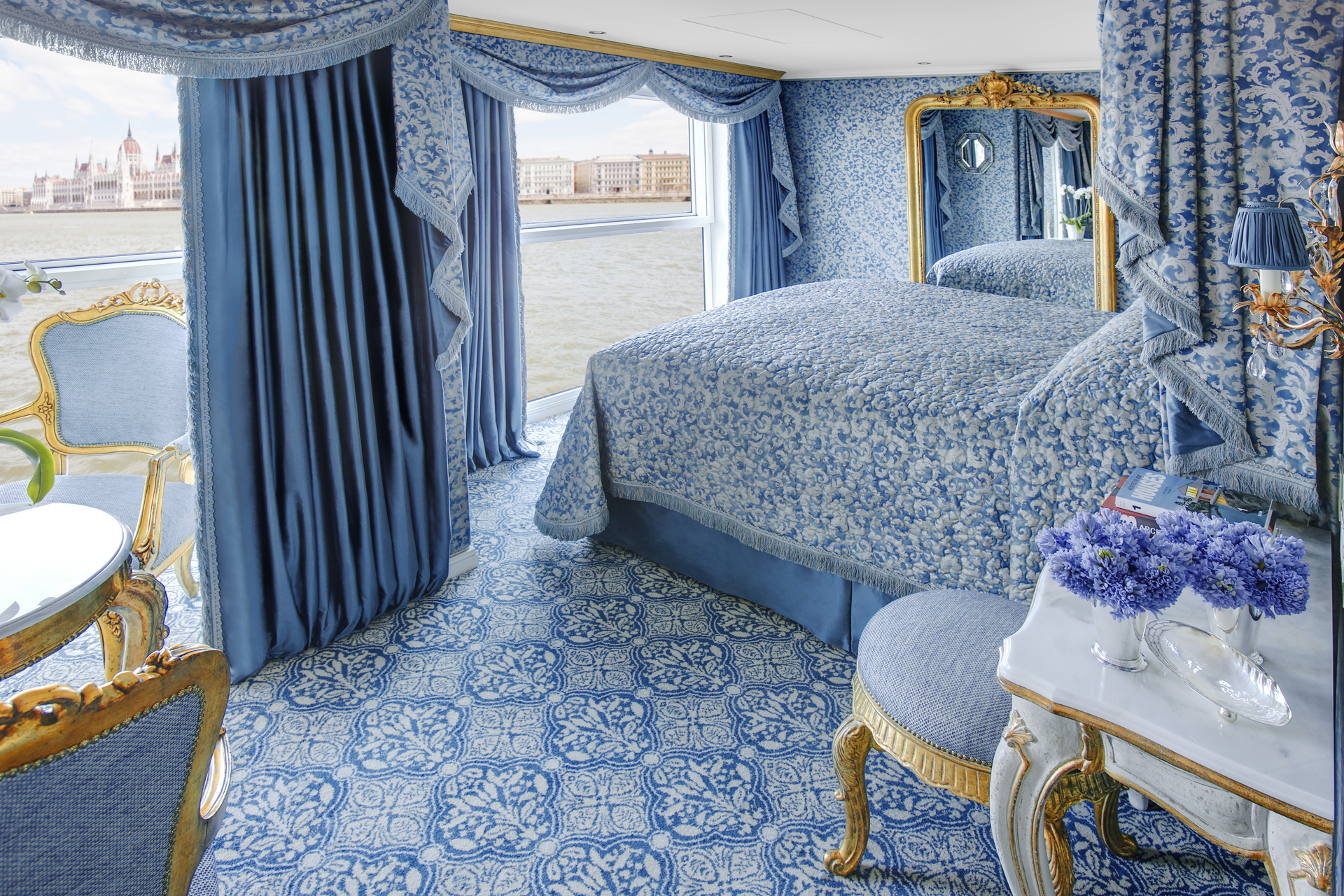 UNIWORLD Boutique River Cruises SS Maria Theresa Accommodation Suite 410.jpg