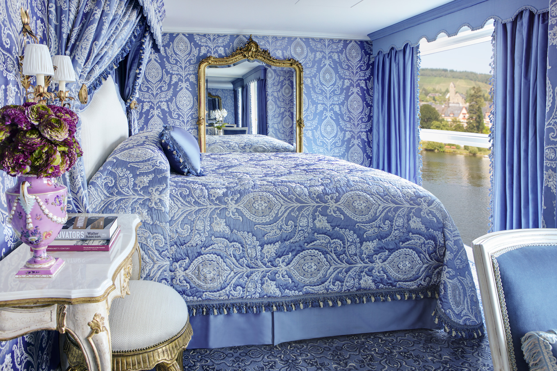 UNIWORLD Boutique River Cruises SS Maria Theresa Accommodation Suite 409.jpg