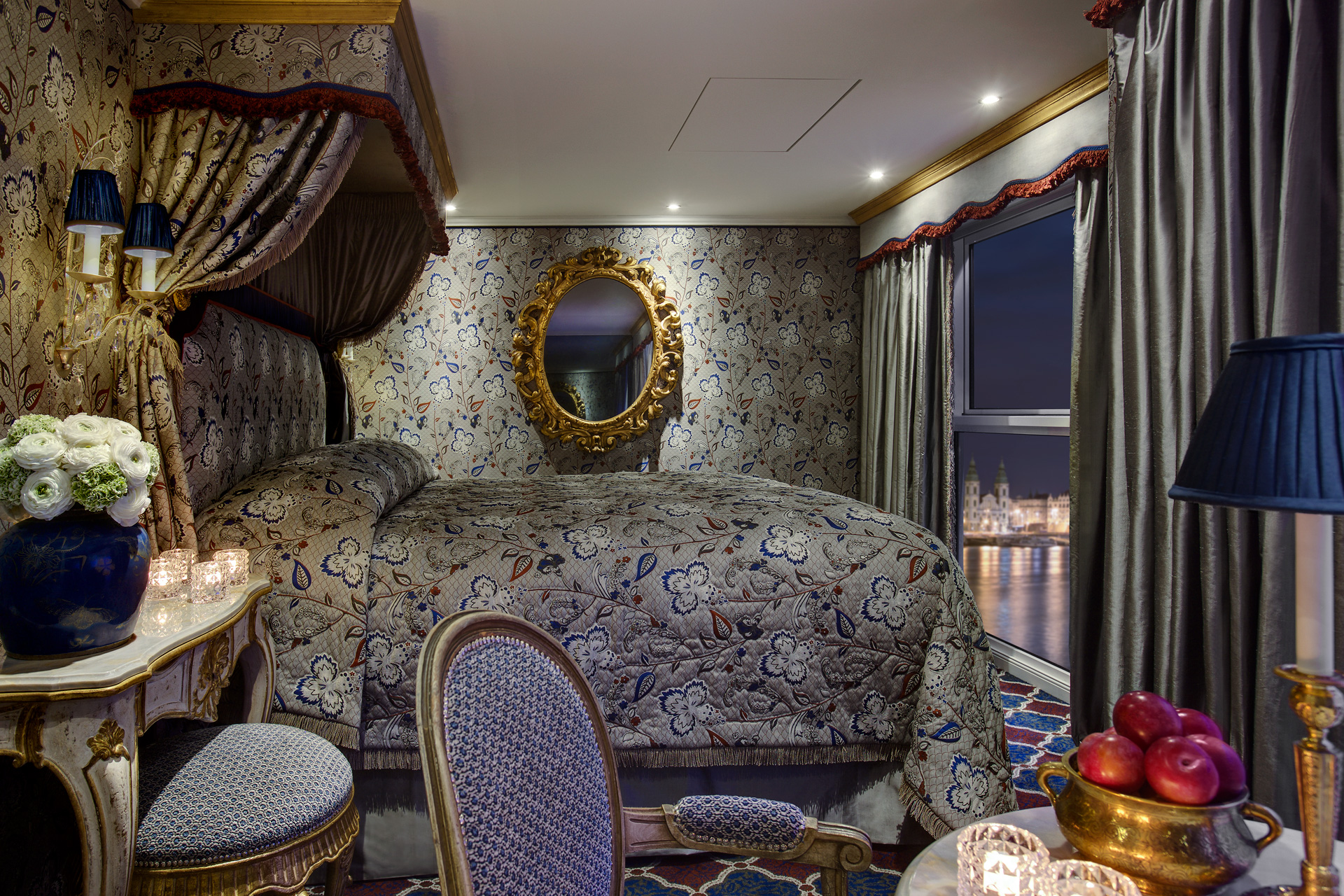 UNIWORLD Boutique River Cruises SS Maria Theresa Accommodation Suite 408.jpg