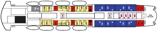 Navigators Deck 6