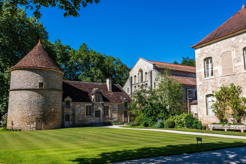 European Waterways Destinations Abbey de Fontenay.jpg