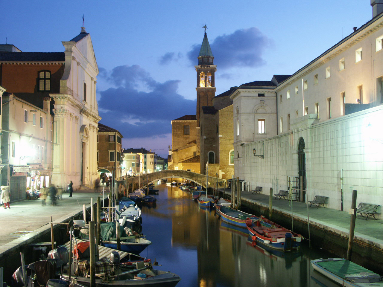 European Waterways Destinations La Bella Vita Italy Venice Chioggia.jpg