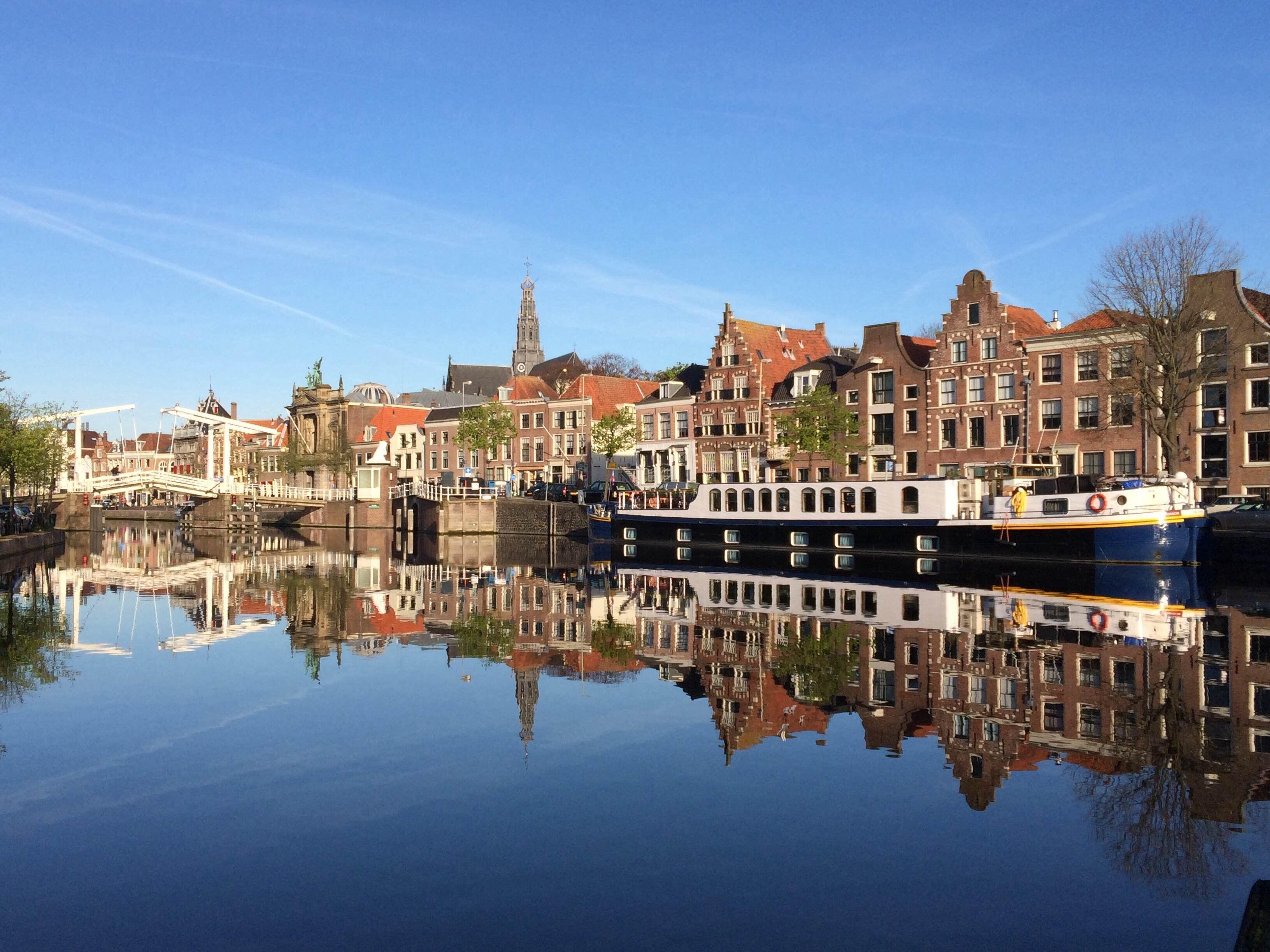 Holland - Panache moored in haarlem.jpg