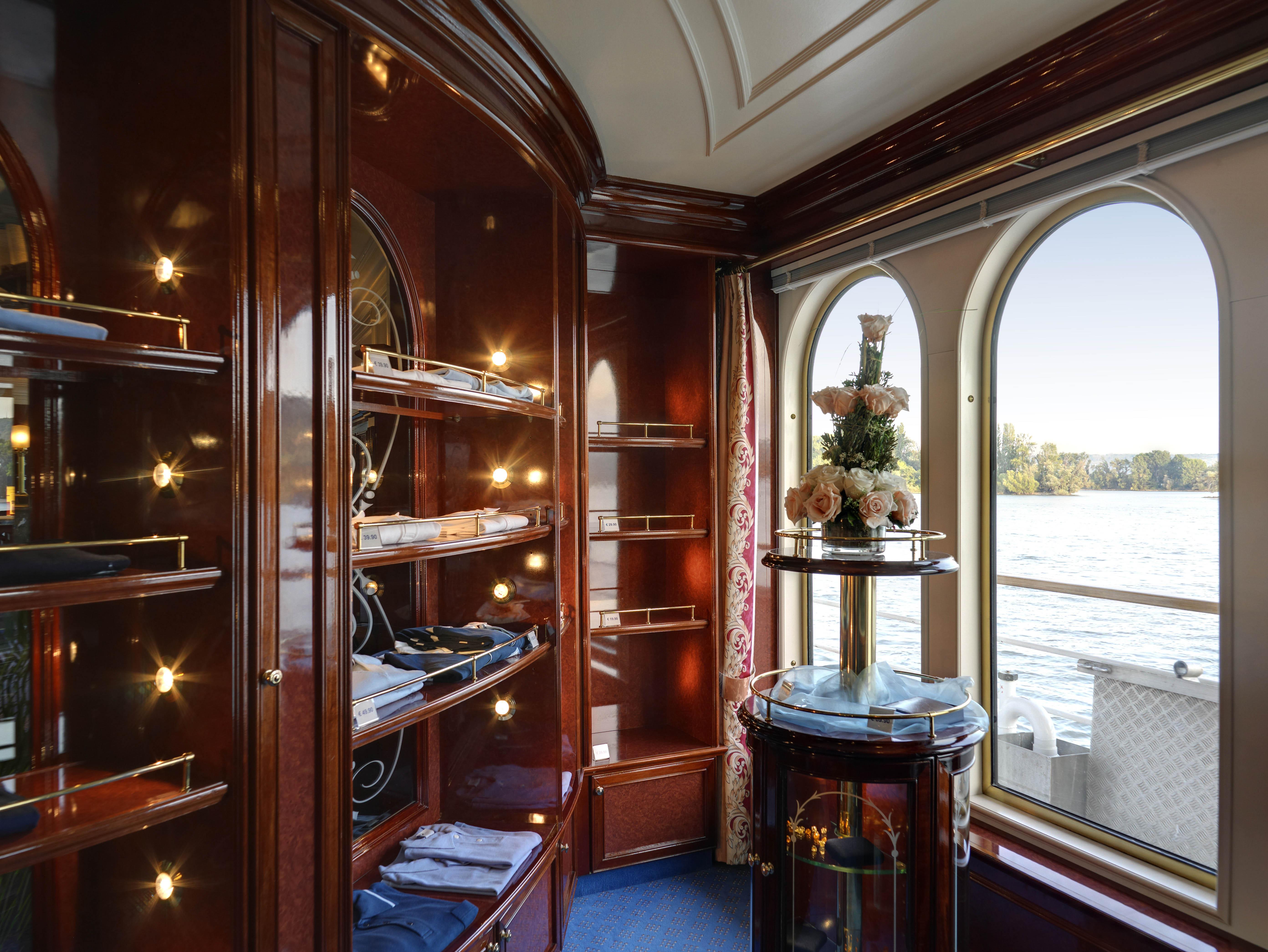 Hebridean Island Cruises Royal Crown Interior Shop.jpg