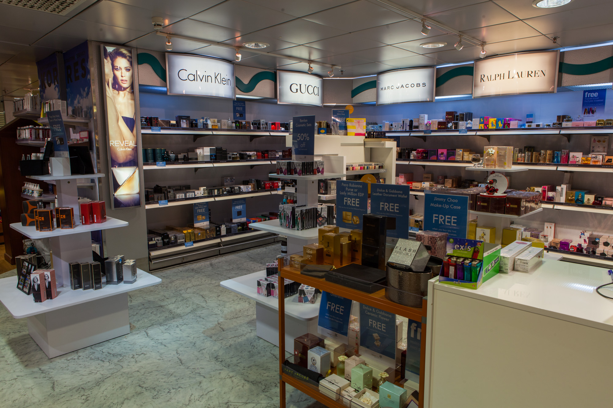Celestyal Cruises Celestyal Crystal Interior Boutiques Perfumerie.jpg