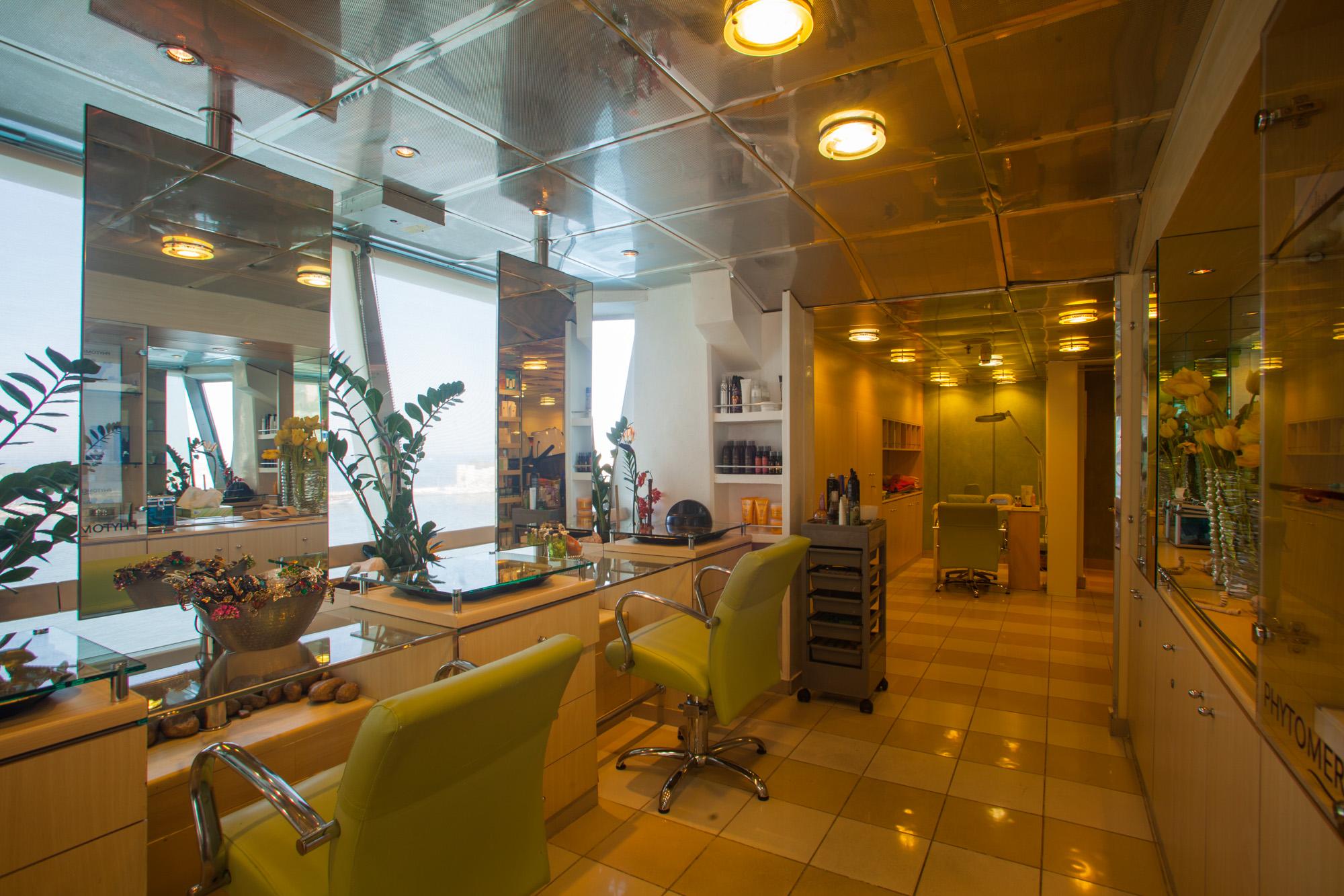 Celestyal Cruises Celestyal Crystal Interior Beauty Salon.jpg