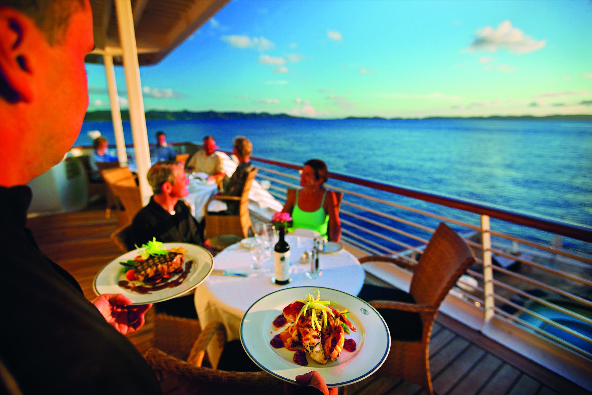 SeaDream Yacht Club Exterior Al Fresco Dining 1.jpg