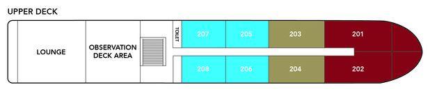 Noble Caledonia RV Mekong Princess Deck Plans Upper Deck.jpg