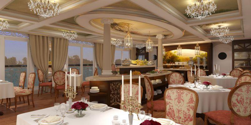 Noble Caledonia RV Mekong Princess Interior Dining.jpg