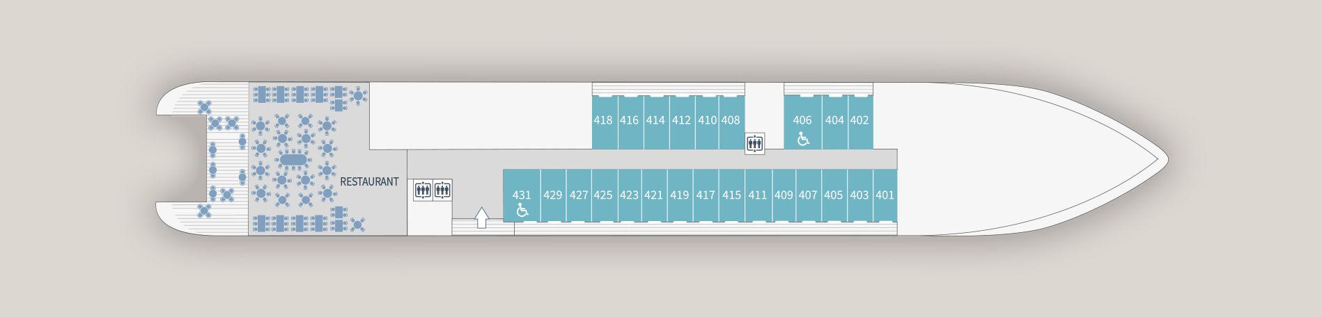 Ponant Le Laperouse Deck Plans Deck 4.jpg