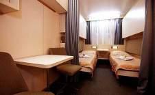 The River Cruise Line MS Chernishevsky Accommodation Lower Deck Standard Cabin.jpg