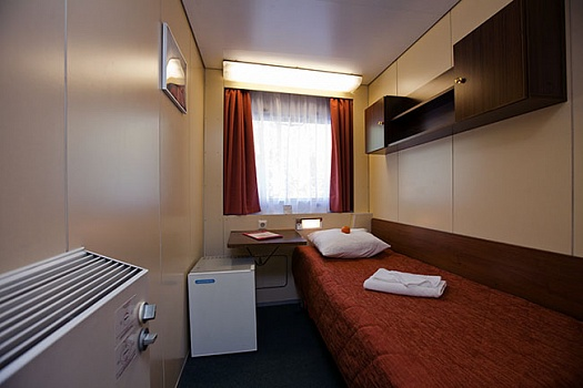 CroisiEurope Georgy Chicherin Accomodation Single Cabin.jpg