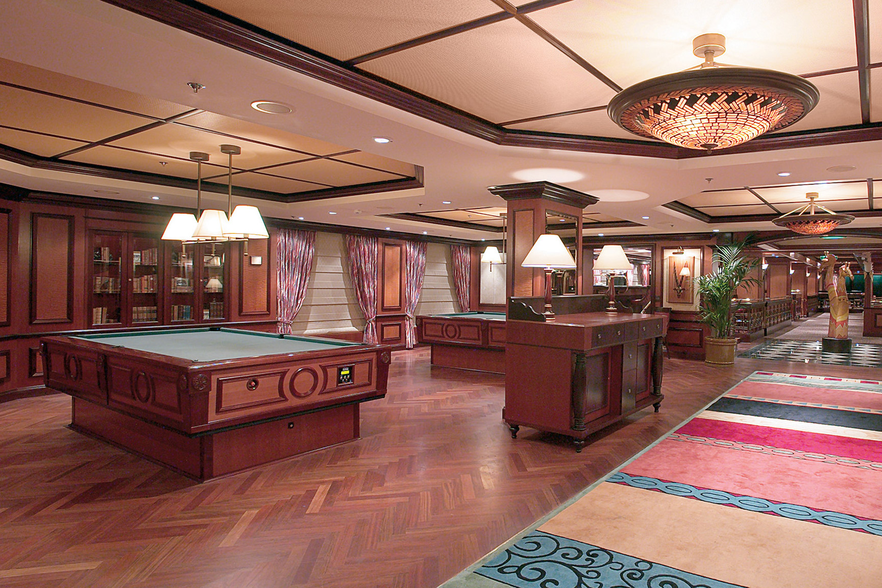 Royal Caribbean International Jewel of the Seas Accommodation Interior Pool Tables.jpg