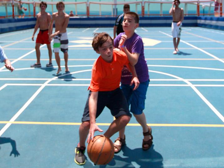 Royal Caribbean International Majesty of the Seas Exterior Basketball Courts.jpg