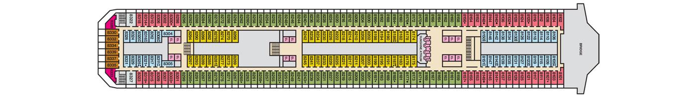 Carnival Cruise Lines Carnival Sunshine Deck Plans Deck 8 jpg.jpg