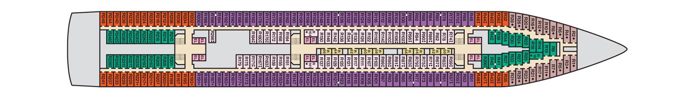 Carnival Cruise Lines Carnival Fantasy Deck Plans Deck 4.jpg