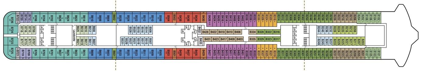 P&O Cruises Britannia Deck Plans B Deck.jpg