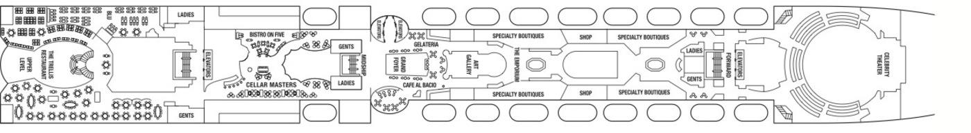 celebrity cruises celebrity infinity deck plans deck 5.jpg