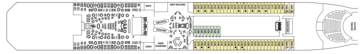 celebrity cruises celebrity eclipse deck plans deck 3.jpg