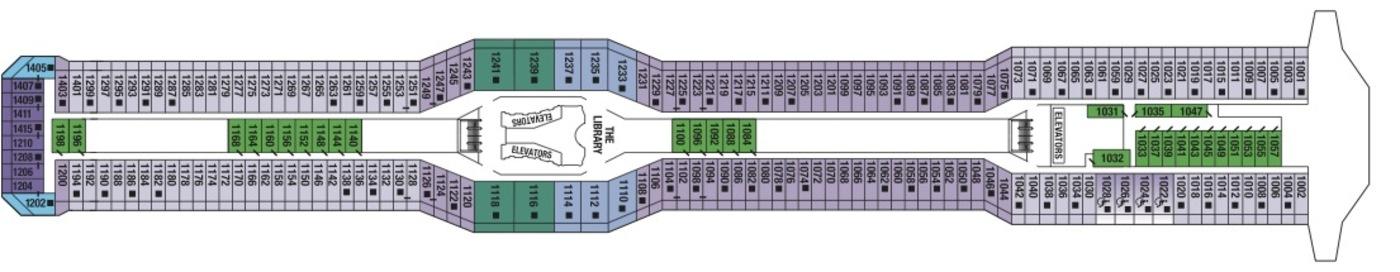 celebrity cruises celebrity silhouette deck plans 2014 deck 10.jpg