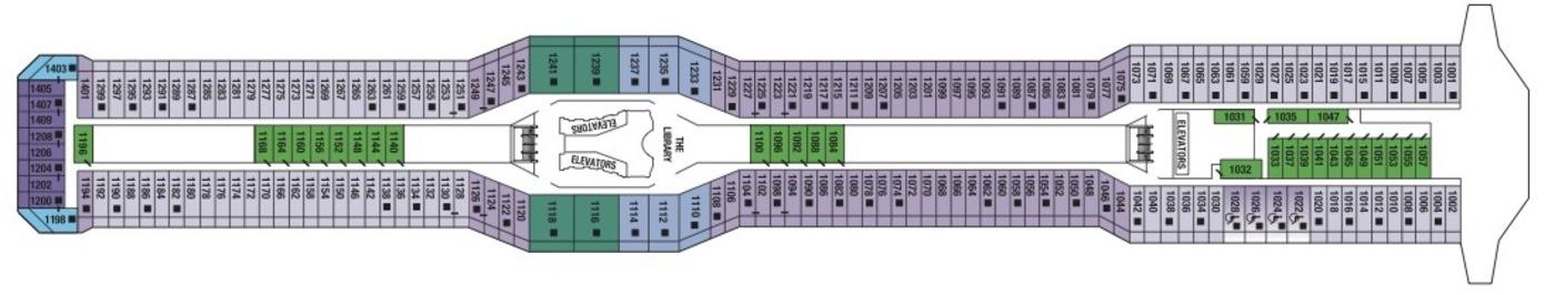 Celebrity Eclipse Celebrity Cruises - Celebrity cruise ship eclipse deck plan