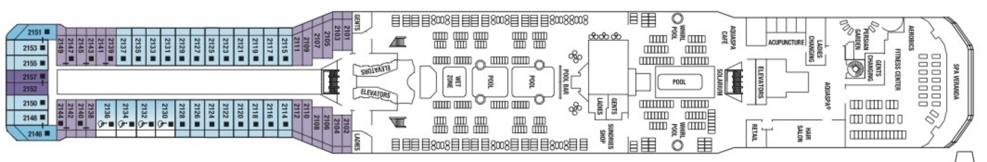 celebrity cruises celebrity eclipse deck plans deck 12.jpg