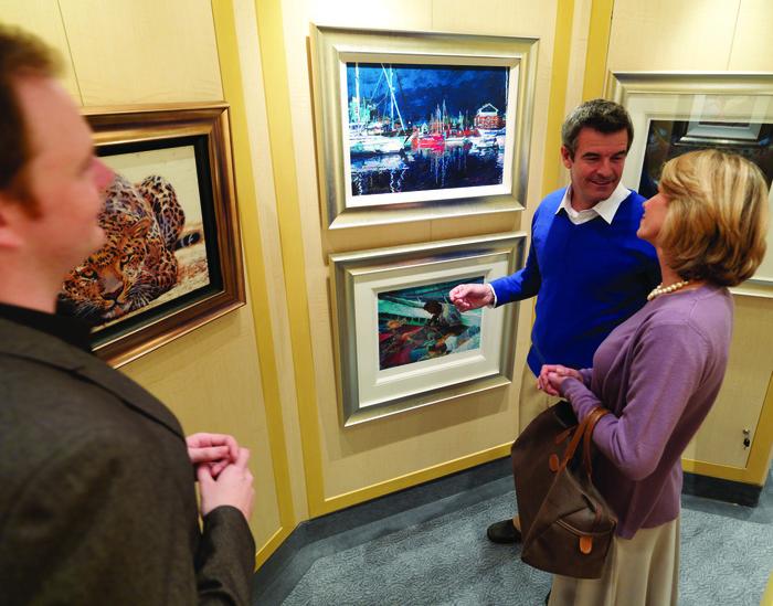 queen elizabeth clarendon art gallery.JPG