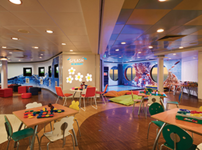 Norwegian Cruise Line Norwegian Dawn Interior T-Rex Kid's Centre.jpg