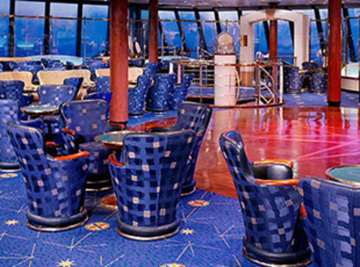 Norwegian Cruise Line Norwegian Spirit Interior Galaxy of the Stars Observation Lounge.jpg