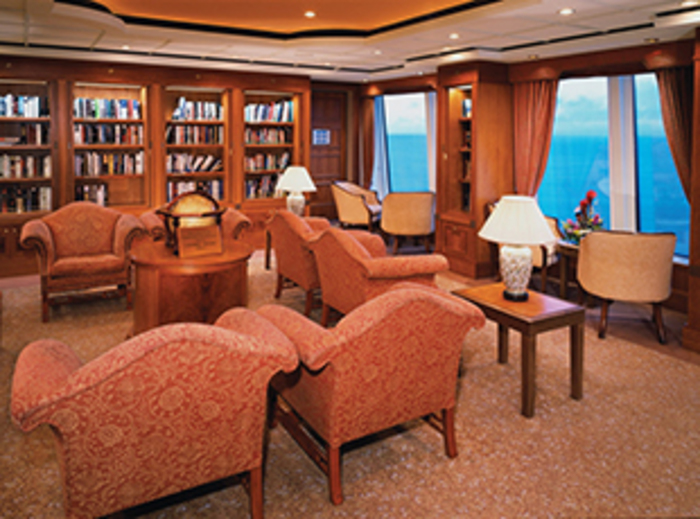 Norwegian Cruise Line Norwegian Spirit Interior Library.jpg