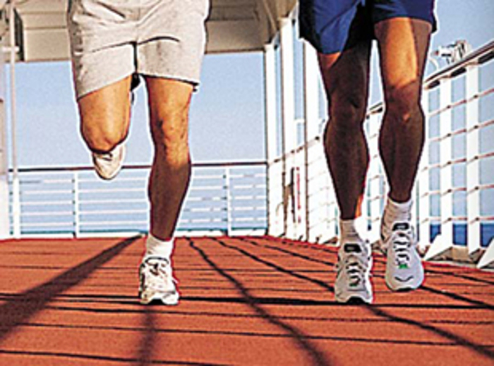 Norwegian Cruise Line Norwegian Spirit Exterior Jogging and Walking Track.jpg