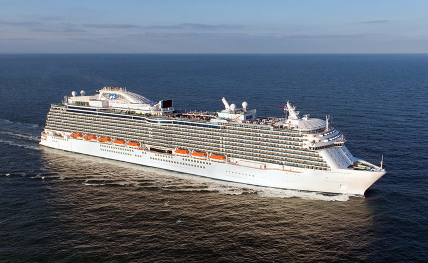 How much is a pedicure on princess cruises
