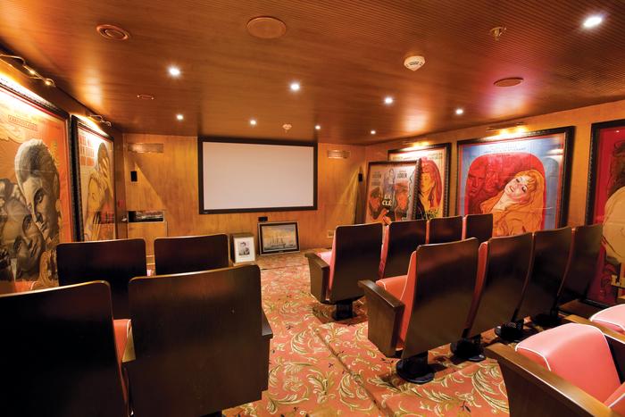 UNIWORLD Boutique River Cruises SS Antoinette Interior Le Cinema Pigalle 1.jpg