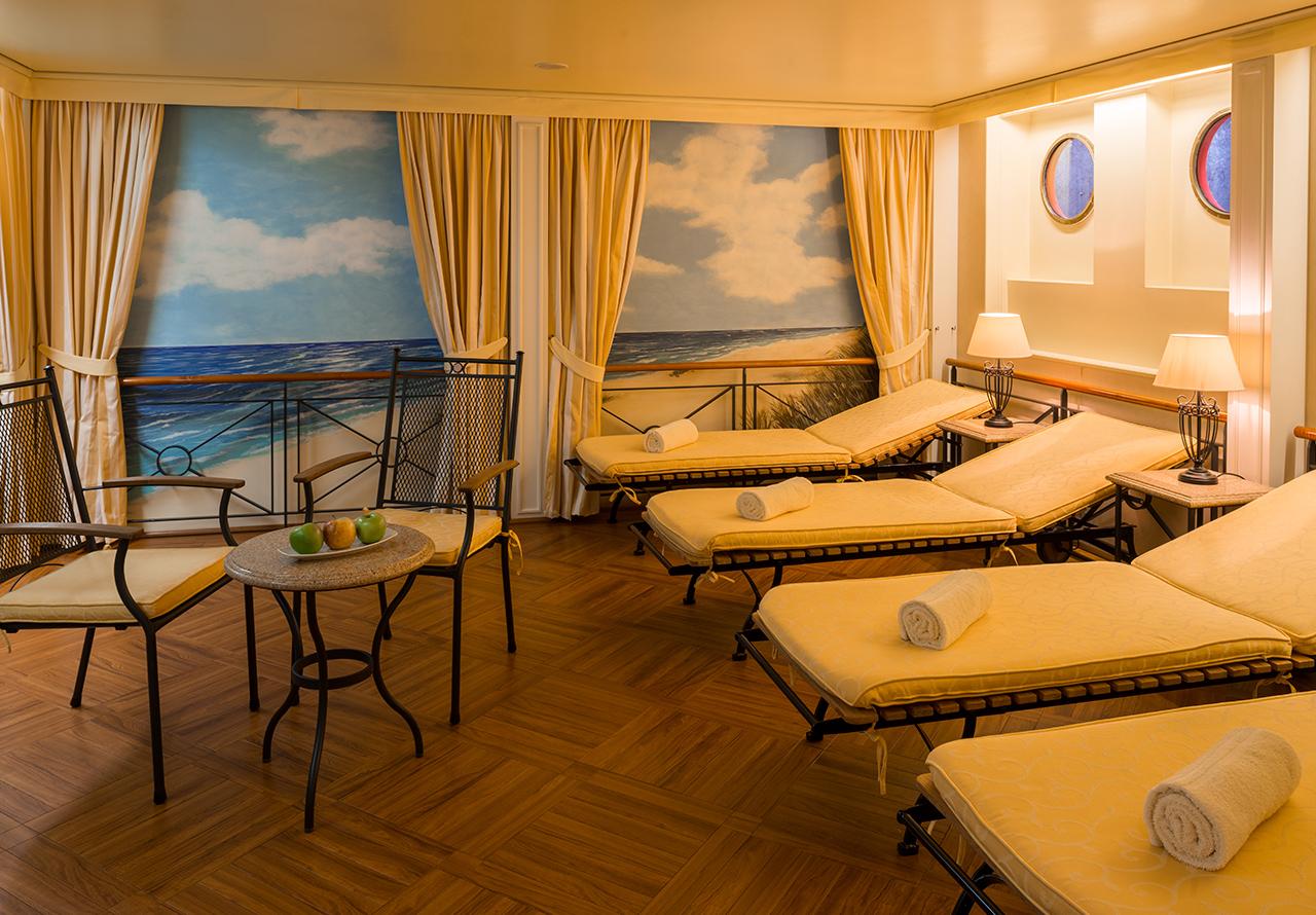 Nicko Cruises MS Heidelberg Interior Wellness Area.jpg