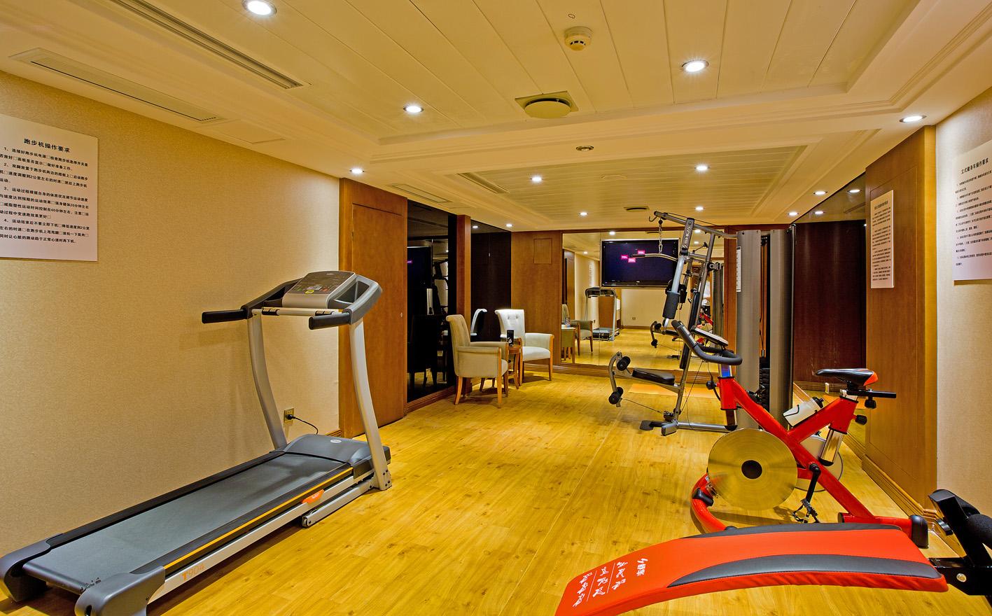 President Cruises President No. 8 Gym.jpg