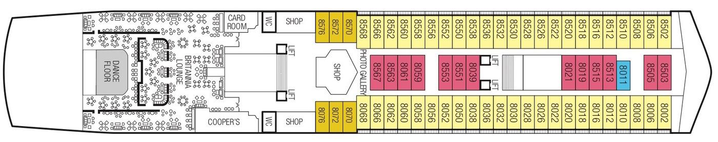 Saga Cruises Saga Sapphire Deck Plans Deck 8.jpeg