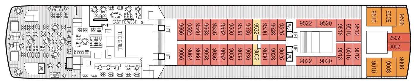 Saga Cruises Saga Sapphire Deck Plans Deck 9.jpeg