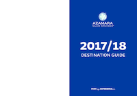 Azamara Club Cruises 2017 2018 Destination Guide