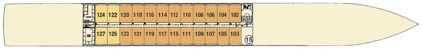 Amadeus River Cruises Amadeus Royal Deck Plans Haydn Deck.jpeg