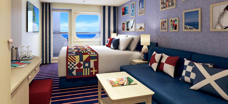 Carnival Cruises Carnival Horizon Accommodation Family Balcony.jpg