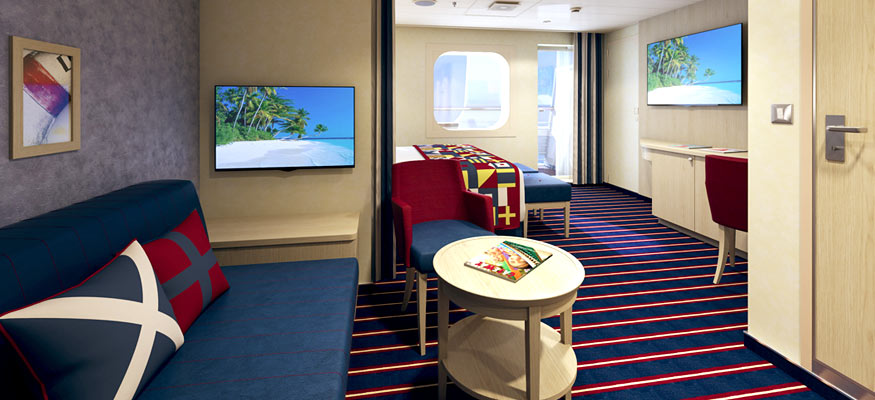 Carnival Cruises Carnival Horizon Accommodation Family Suite 2.jpg